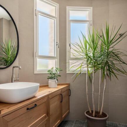 ארונות אמבטיה מותאם אישית - הזמנה אישית