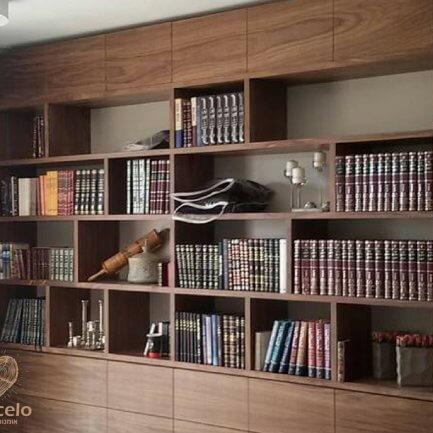 ספריות מעוצבות בהתאמה אישית