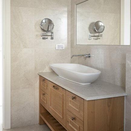 ארונות אמבטיה מעוצבים מרסלו אומנות הריהוט