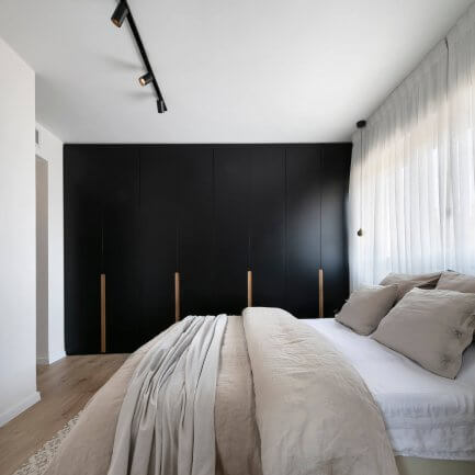 ארונות מעוצבים לחדרי שינה