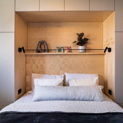 חדרי ארונות מעוצבים - מרסלו