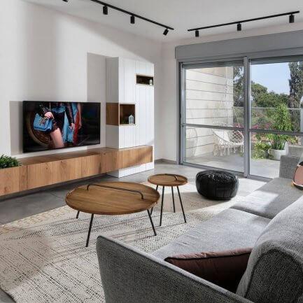 מזנונים לסלון בעיצוב אישי