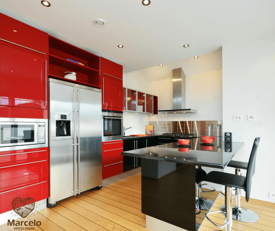 עיצוב הבית עם נגרות בהתאמה אישית